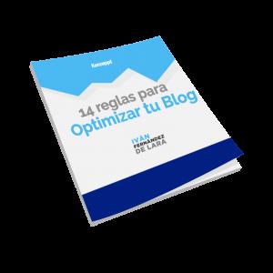 14 Reglas para optimizar tu blog